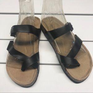 Birkenstock feel Alexis Bendel  sandals